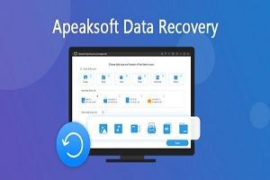 Apeaksoft Data Recovery Crack 1.2.22 for Mac Torrent 2021