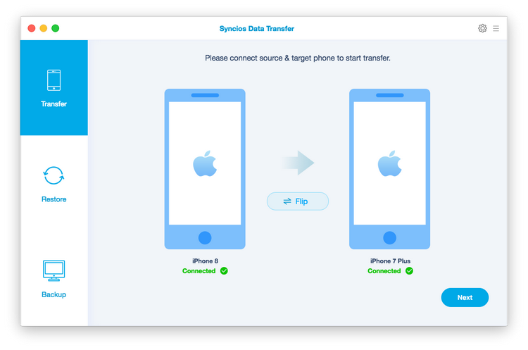 SynciOS Data Recovery 2.2.2 Crack for Mac 2021 - TorrentMacs