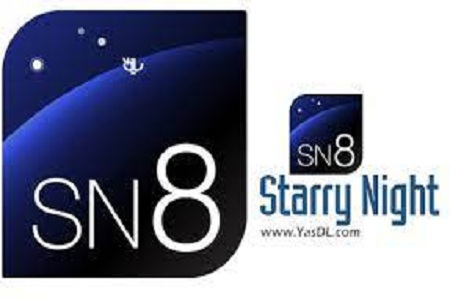Starry Night Pro Plus 8 Crack With Activation Code Free Download 2021