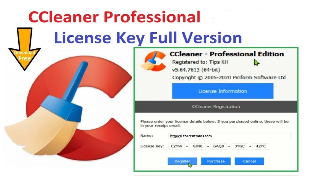 CCleaner Professional 5.79.8704 Crack + License Key [All Editions Keys]